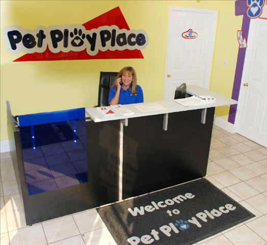 pet play place office